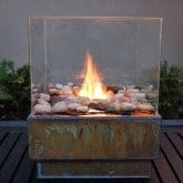 How to Make a Personal Fire Pit <br /> For Cheap!