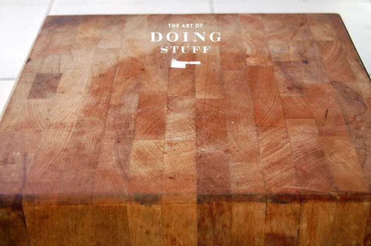 wood butcher block countertops floor decor.htm cleaning tips how to de gross your cutting board the art of  cutting board