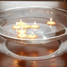 Elegant How To Make Floating Candles Part II   The Art Of Doing StuffThe Art Of  Doing Stuff Great Ideas