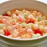 Marshmallow Salad. The Salad That Sounds Like an April Fools' Joke.