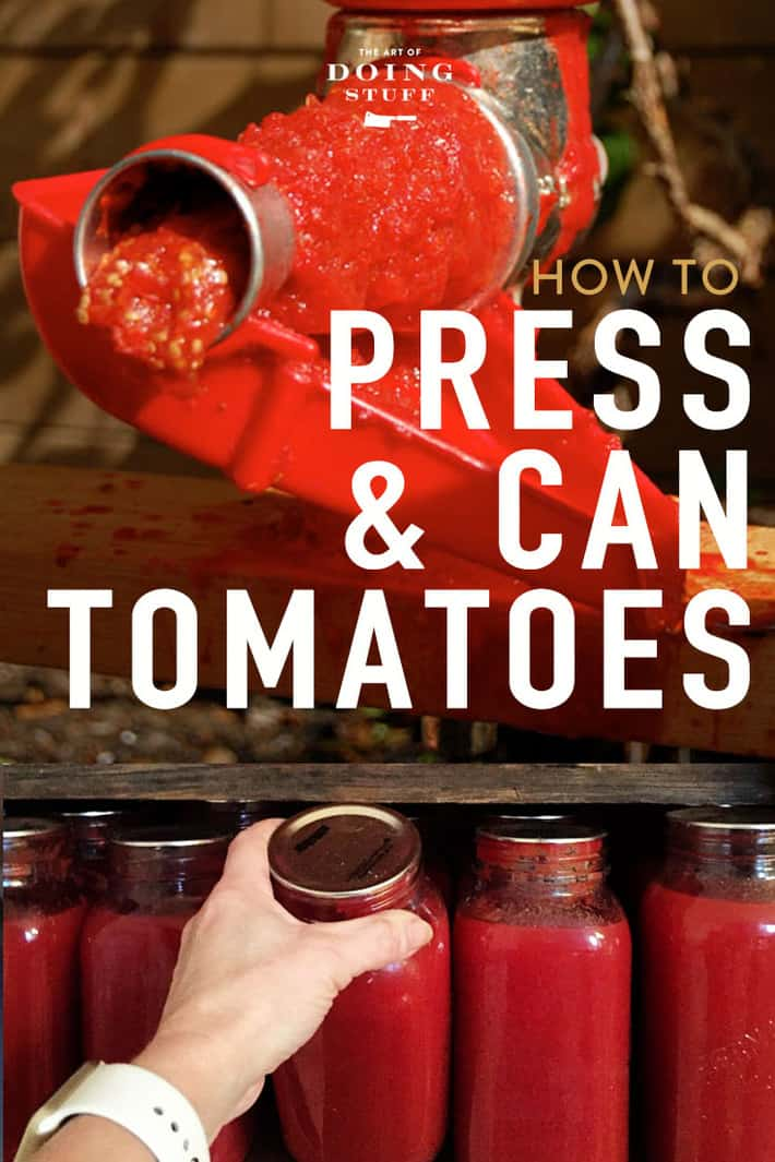 The Ultimate Guide to Canning Tomatoes | Making Sauce.