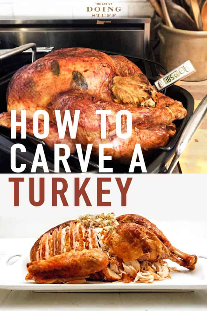 The Best Way to Carve a Turkey Like a Pro