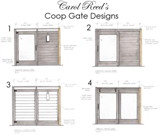 The Coop Gates.Gate building for beginners. | The Art of Doing ...