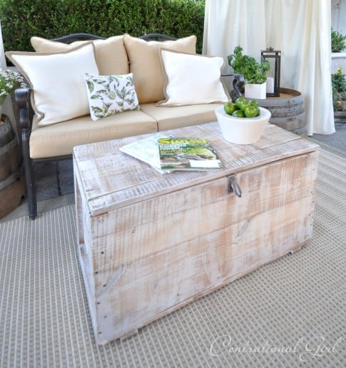 How To Whitewash Furniture Centsational Girl Guest Posts The Art
