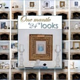 One Mantel, 24 looks.