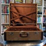 Vintage Luggage Makeover.