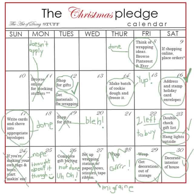 calendar-results