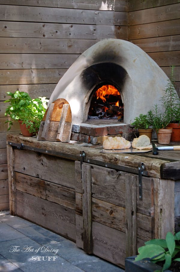 How To Use A Pizza Oven Cooking Pizza In Your Cob Oven