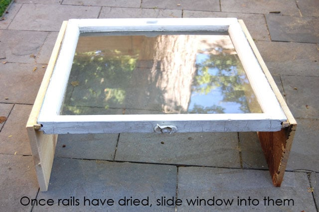 Cold Frame Build