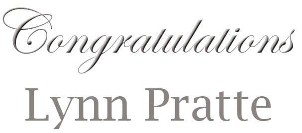 Congratulations Rough Linen