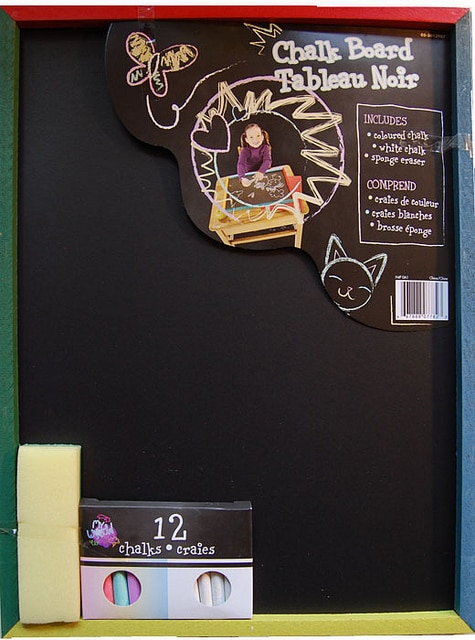 DIY- Mini Chalkboard 2
