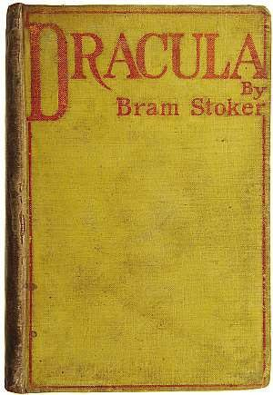 Dracula Book A- AT-10-151