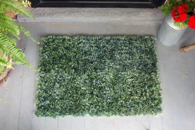 Fake Grass Door Mat