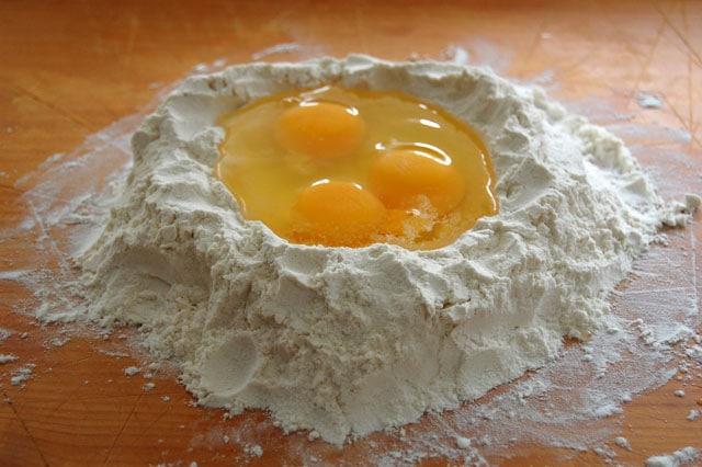 Flour Eggs