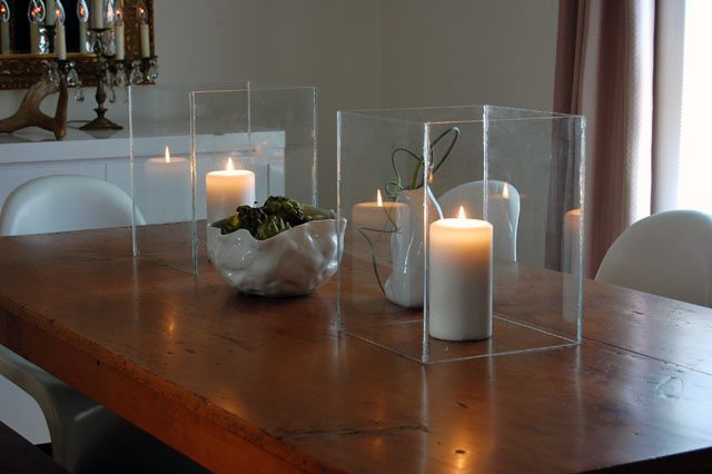 Glass Candle Shades 4