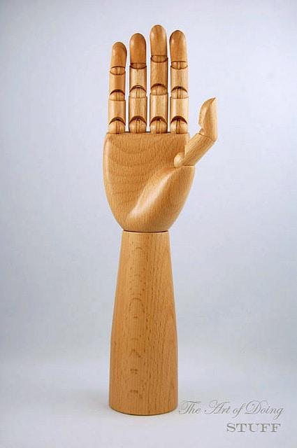 Hand First