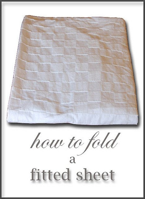 How to Fold Sheet