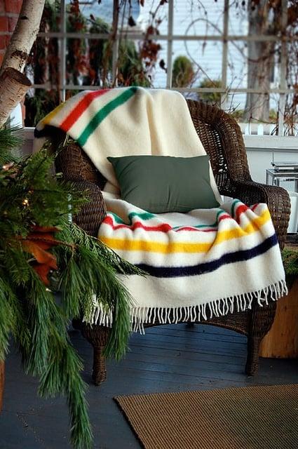 Hudsons Bay Blanket