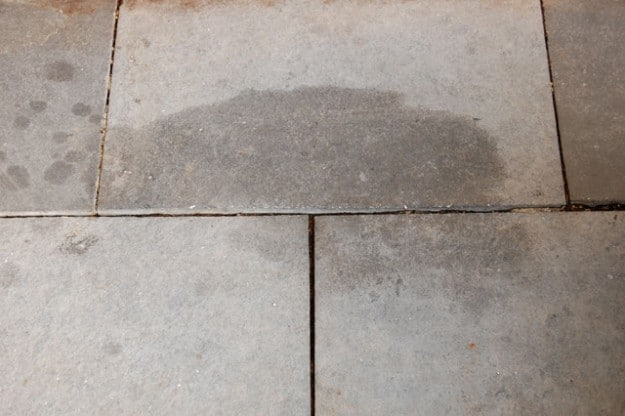 How to remove oil/grease from cement or pavers | The Art of