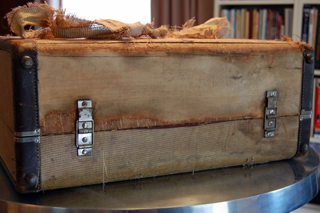Old Suitcase 6