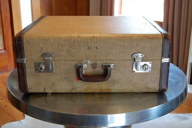Old Suitcase 7
