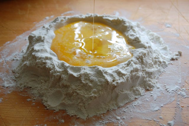 Olive Oil In Pasta