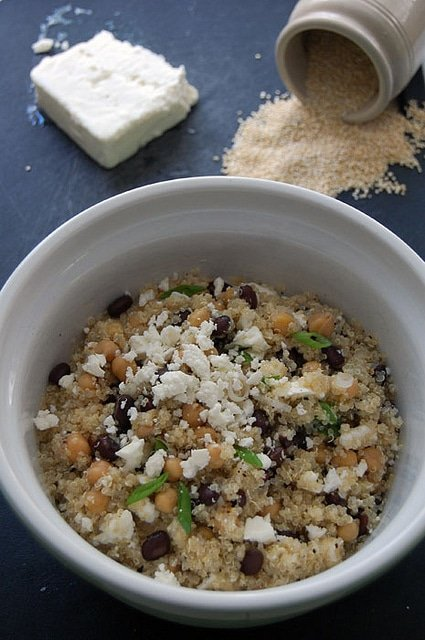 Quinoa Salad Mixed