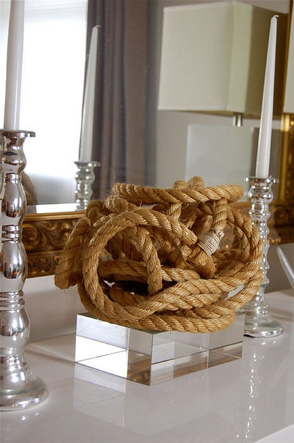 Rope bowl buffet