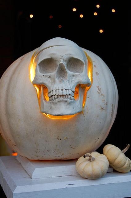 Sparkle Skull