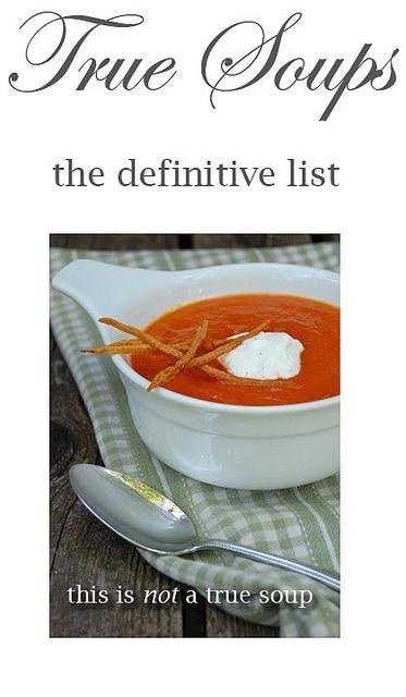 True Soups Title