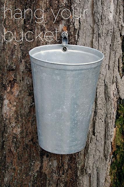hang bucket