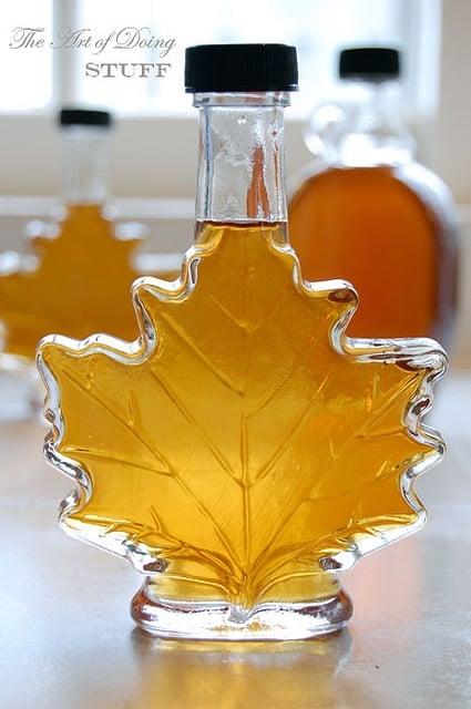 leaf bottle