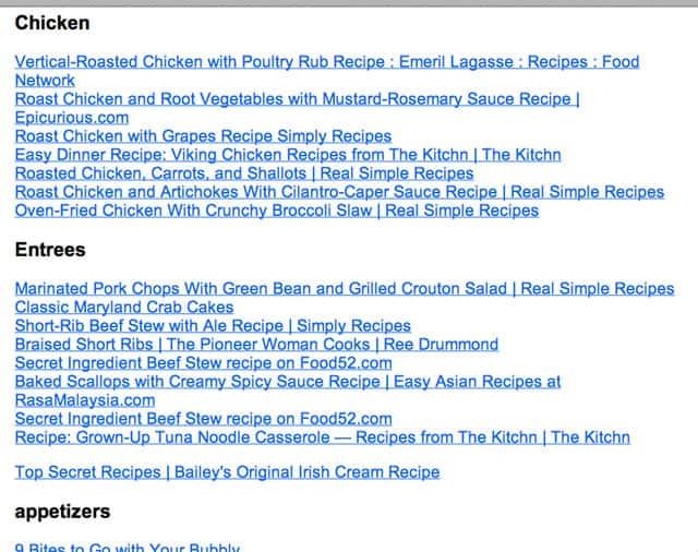 Recipes12