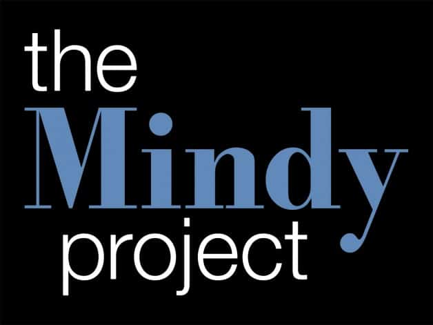 THE MINDY PROJECT: Logo stack.
