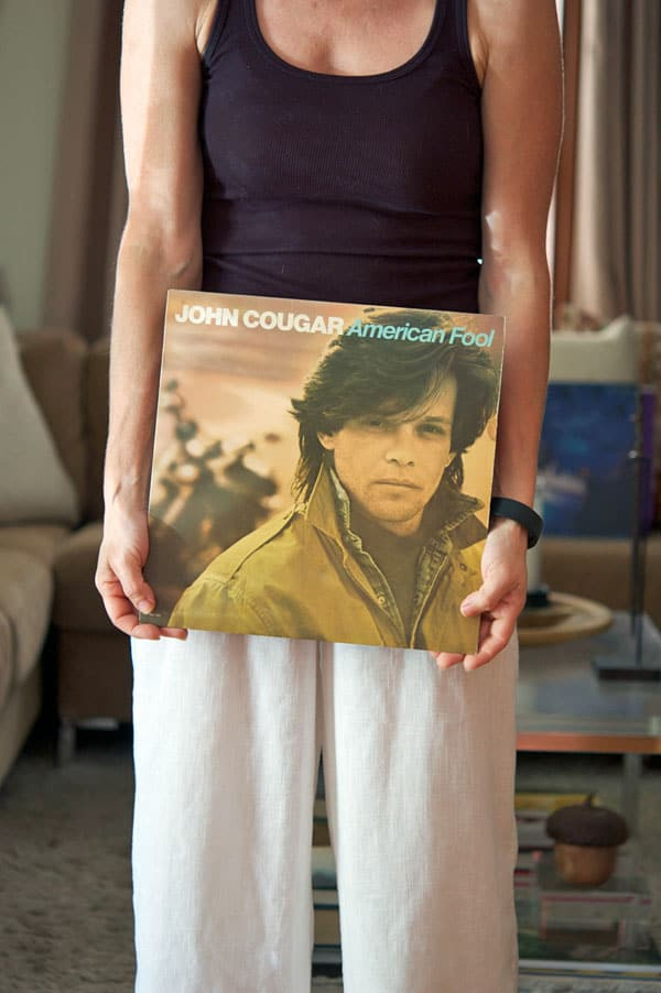 first-album-john-cougar
