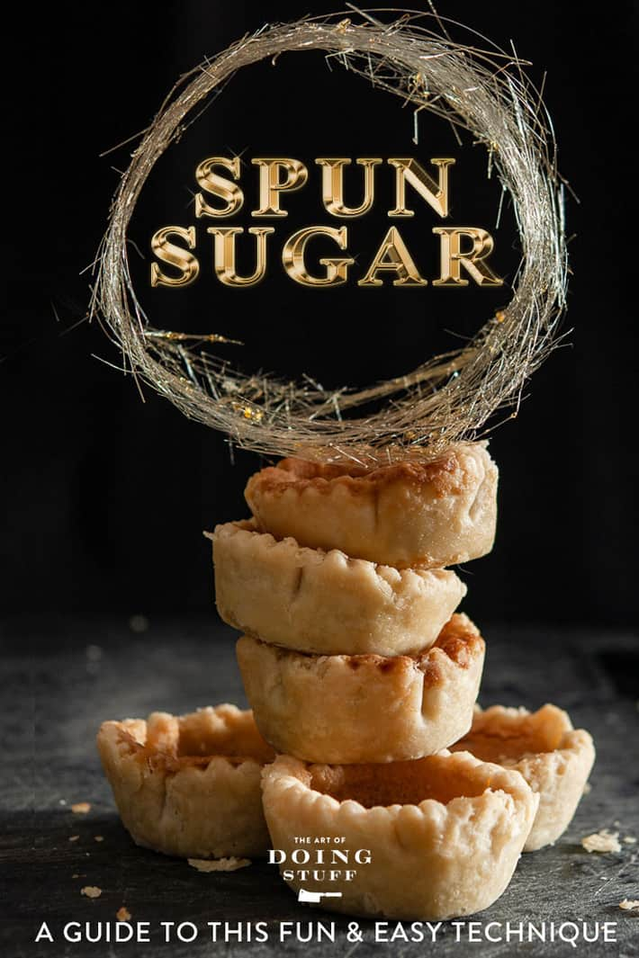 How to Make Spun Sugar.