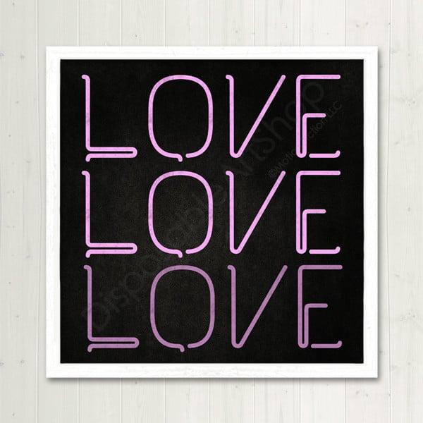 LoveLoveLove_Frames_listing_DisposableArtShop_1024x1024