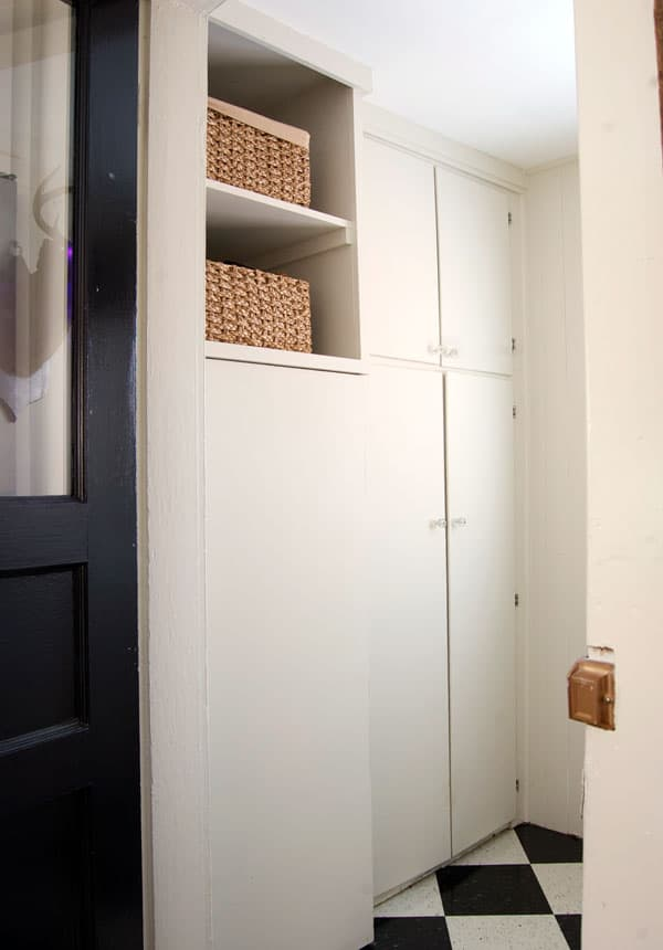 Pantry-in-Mudroom