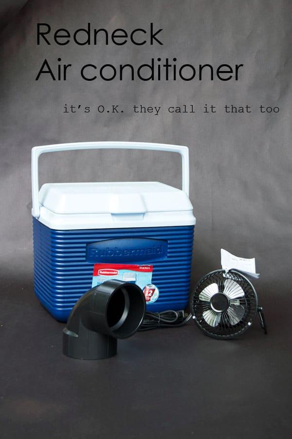 DIY-air-conditioner