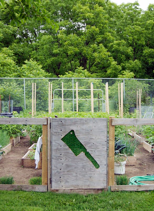 Tour Of A Potager Type Vegetable Garden With Raised Beds