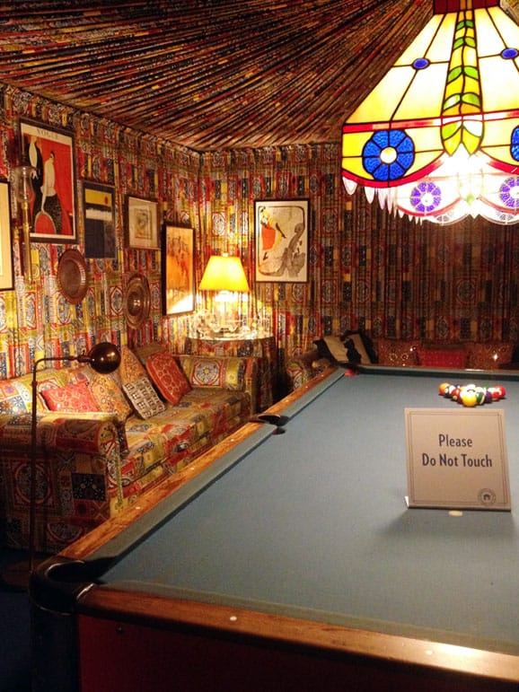 Pool-room-graceland