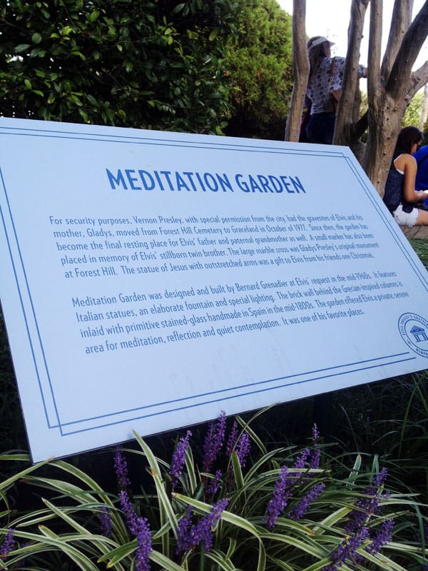 graceland-meditation-garden-sign