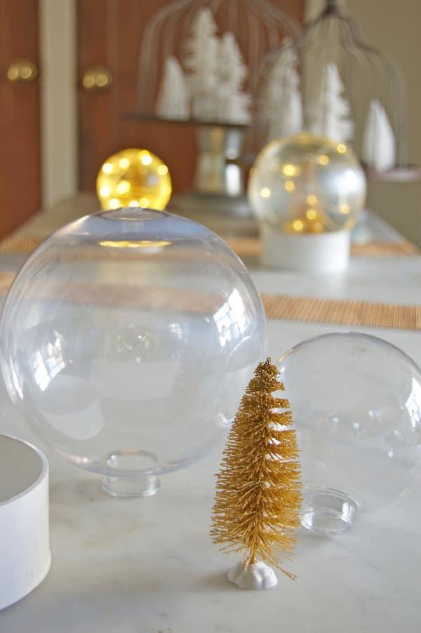 diy snow globe 3