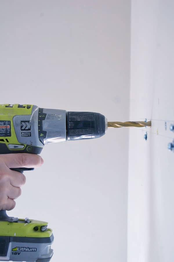 drill-hole