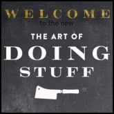 SAME SITE, NEW LOOK. THE ART OF DOING STUFF 2.0