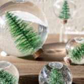 Make an Easy DIY Snow Globe.