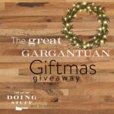 The Great Gargantuan Giftmas Giveaway. 2015.