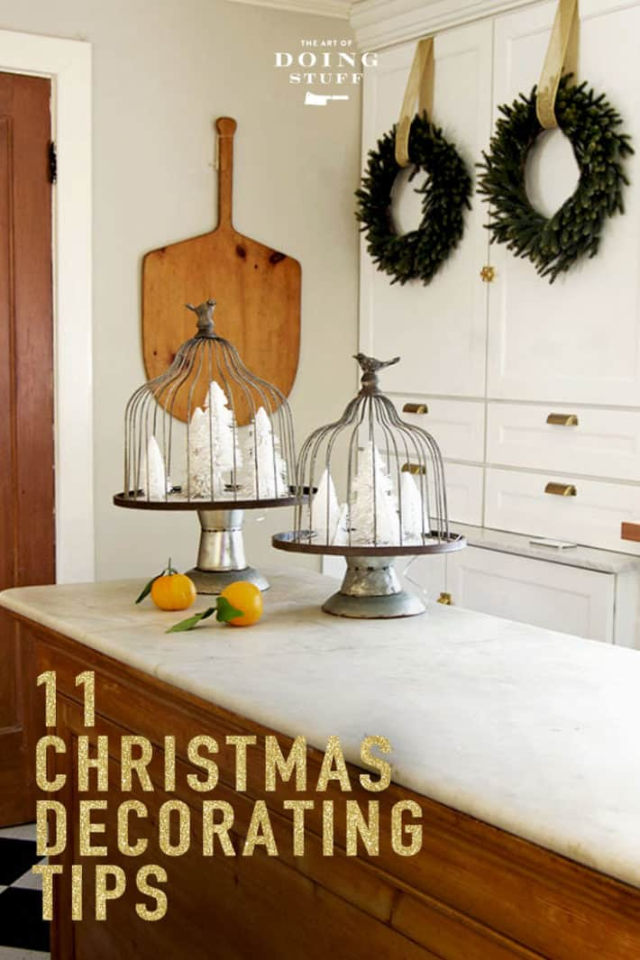 11 Easy Christmas Decorating Ideas