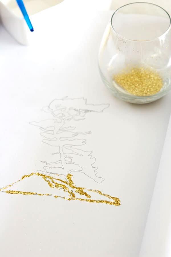 glitter-outline