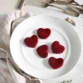 HEART SHAPED BEETS & A DELICIOUS DRESSING RECIPE